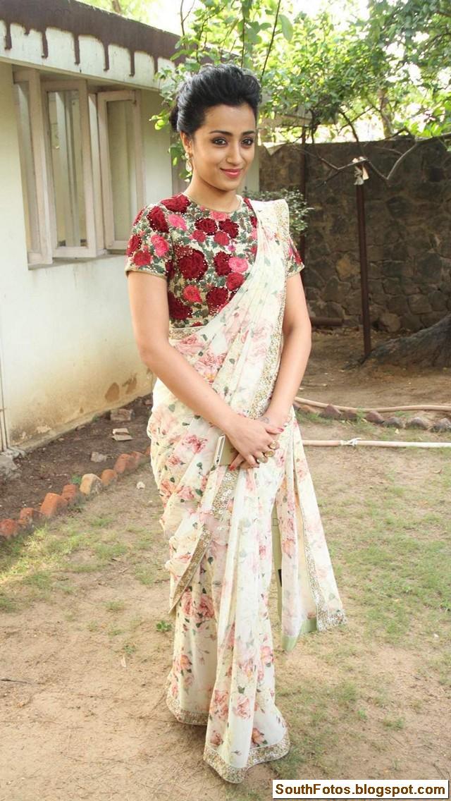 Trisha Krishnan Latest Hot Photos