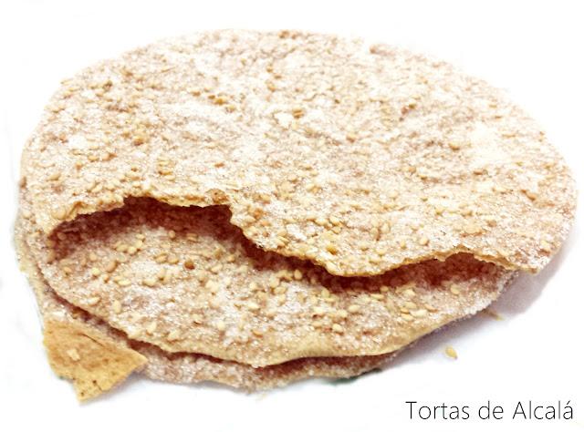 Las tortas de Alcalá como producto icónico andaluz