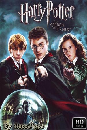 Harry Potter y La Orden del Fenix [1080p] [Latino-Ingles] [MEGA]