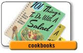My Cookbooks Can Be Used For School Fundraisers.