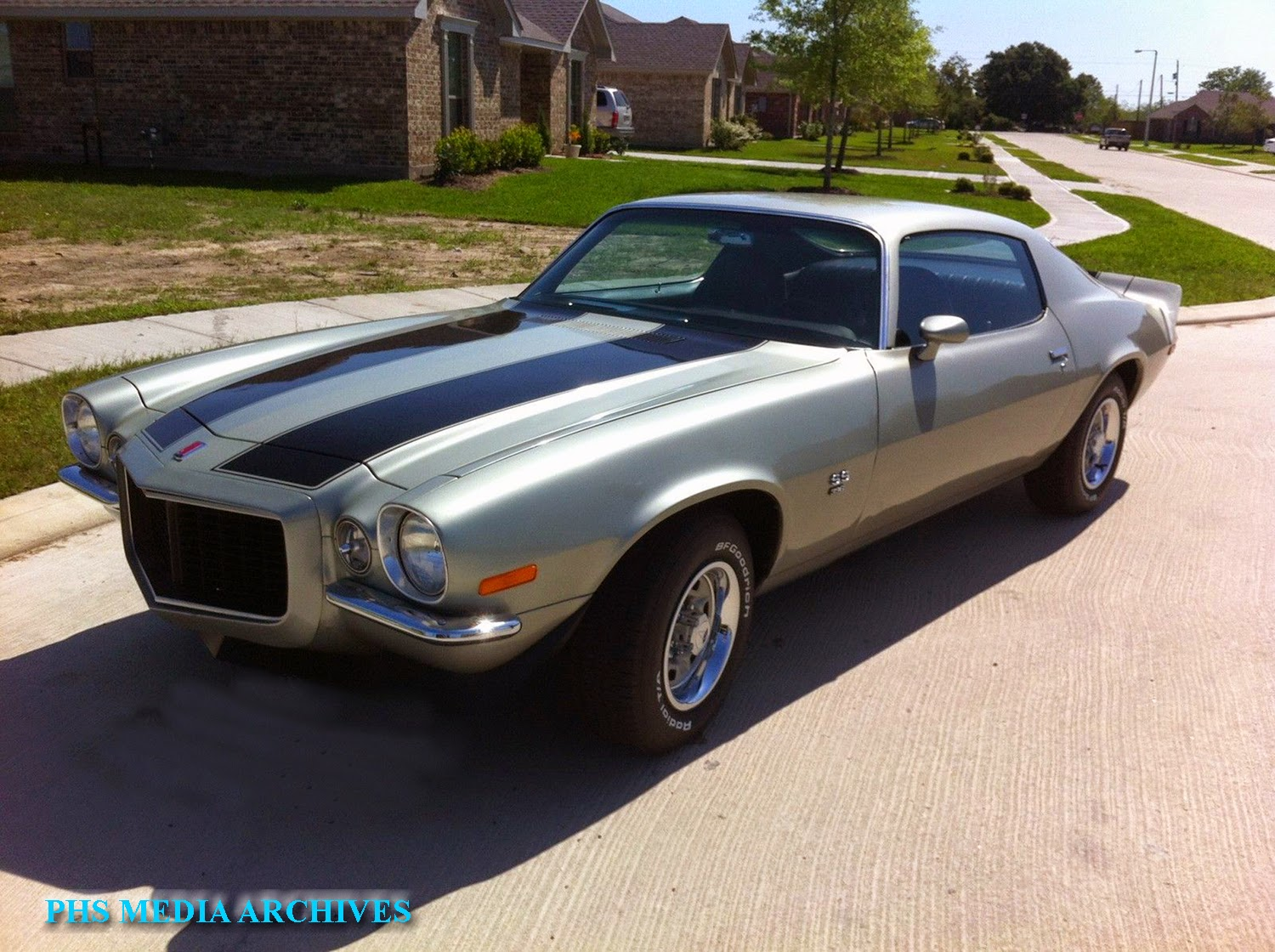 Ghost Cars Series 1972 Camaro Ss 396 Phscollectorcarworld 1968 Chevy Project Car