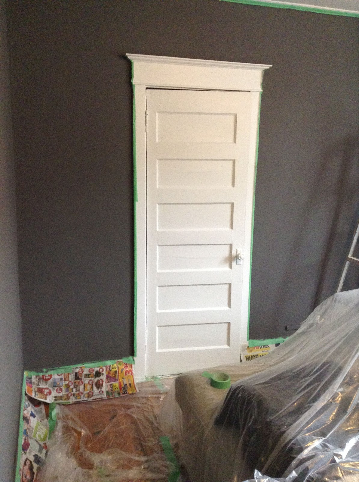 Shayda Campbell: Tips + Tricks for Painting Walls