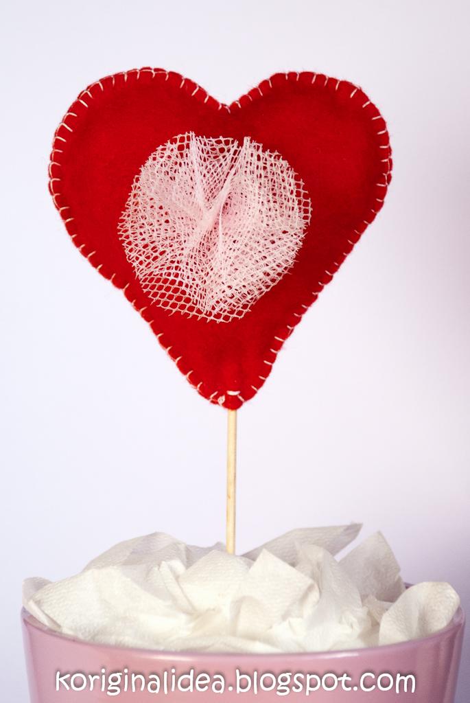 K original idea decorazioni per san valentino - Decorazioni per san valentino ...