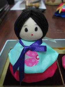 Hanbok-girl