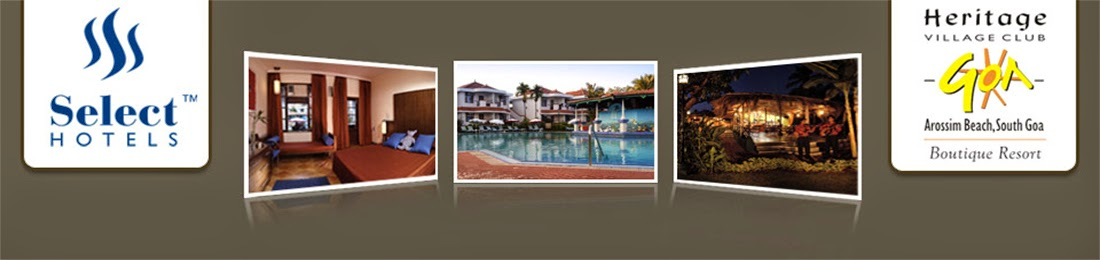 Select Hotels Group: Heritage Village Club & Spa Resort Goa