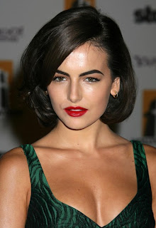 Mid Length Bob Hairstyle