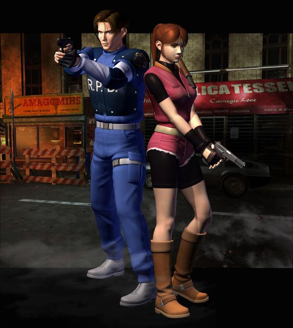 Resident Evil Reunion: Resident Evil 2