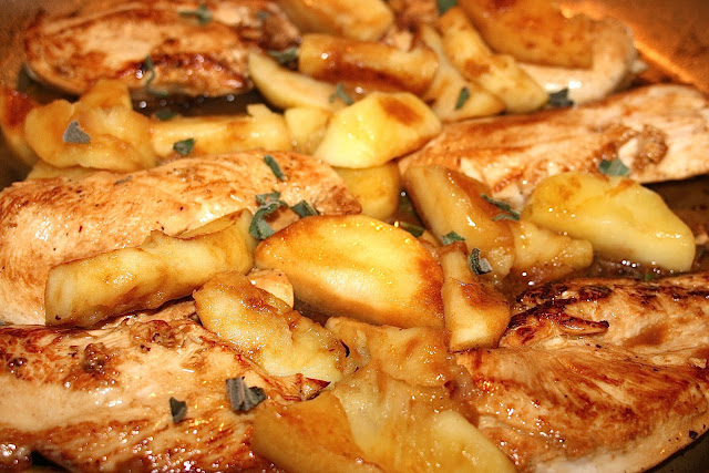 Apple Sage Chicken