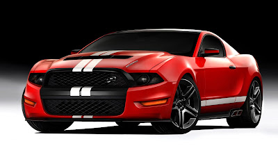 3ford mustang 2014