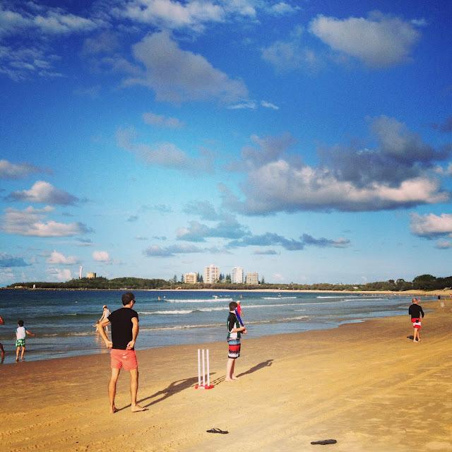 Mooloolaba Beach in Australia via @natashainozblog