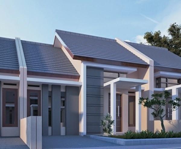 desain rumah minimalis type 45 modern populer kumpulan