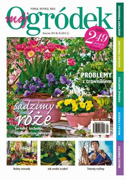 czasopismo ogrodnicze
