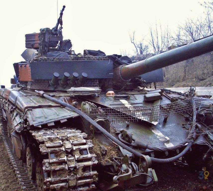 Sobre los T-64 y su desempeño en Ucrania 343982_original