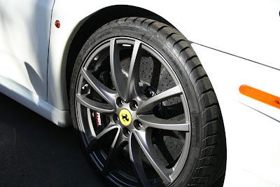 Ferrari F430 Scuderia Rims Ties Brakes
