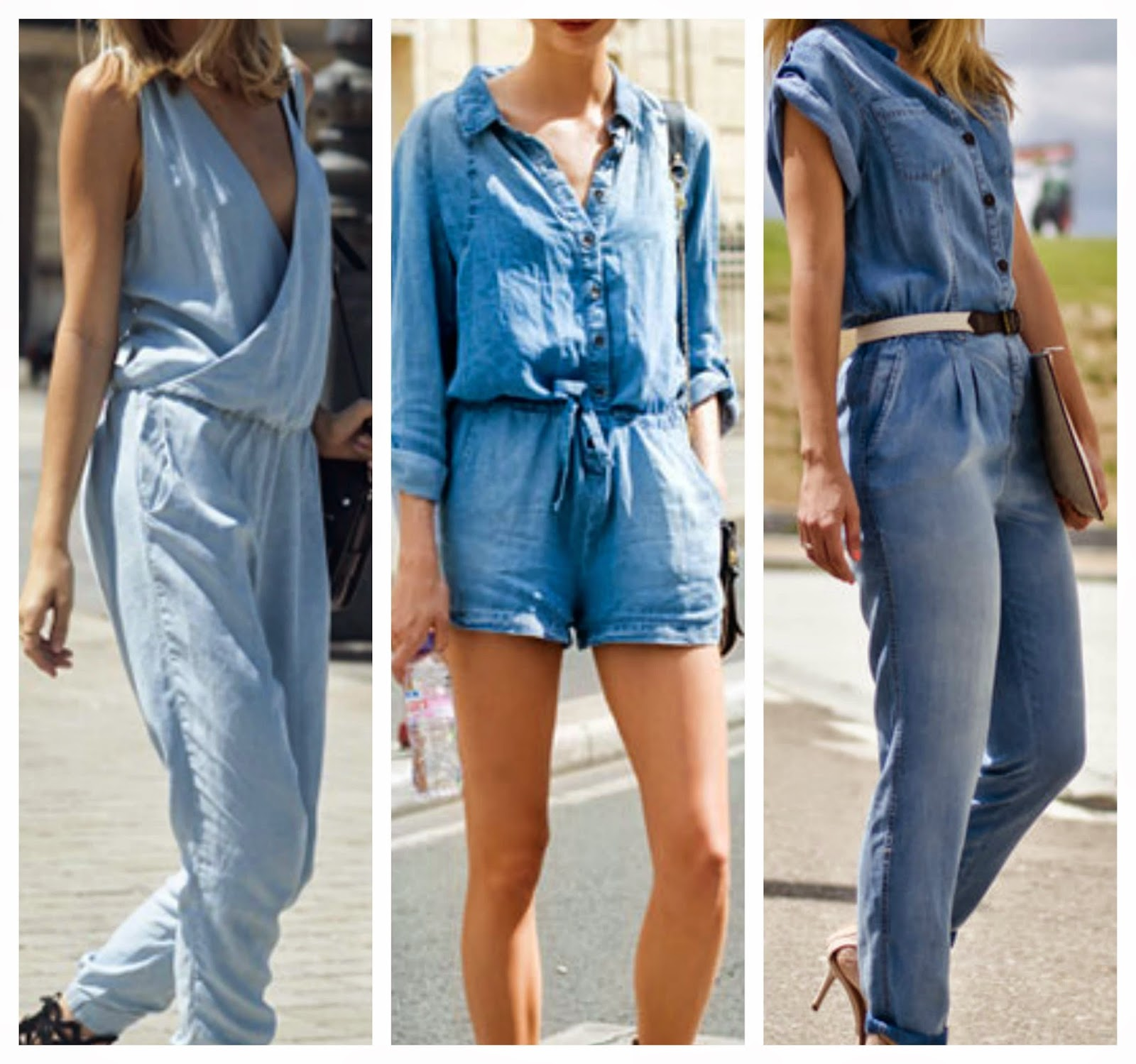 ____Pearls and Roses____ : Hot Summer Trend: Jumpsuits!