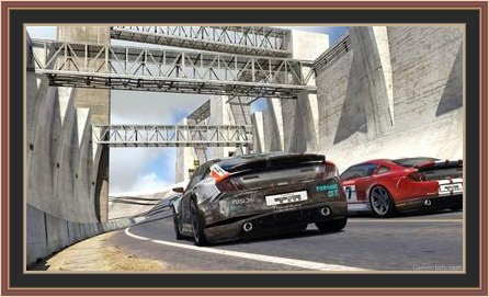 Trackmania 2 Canyon Screen Shots Art
