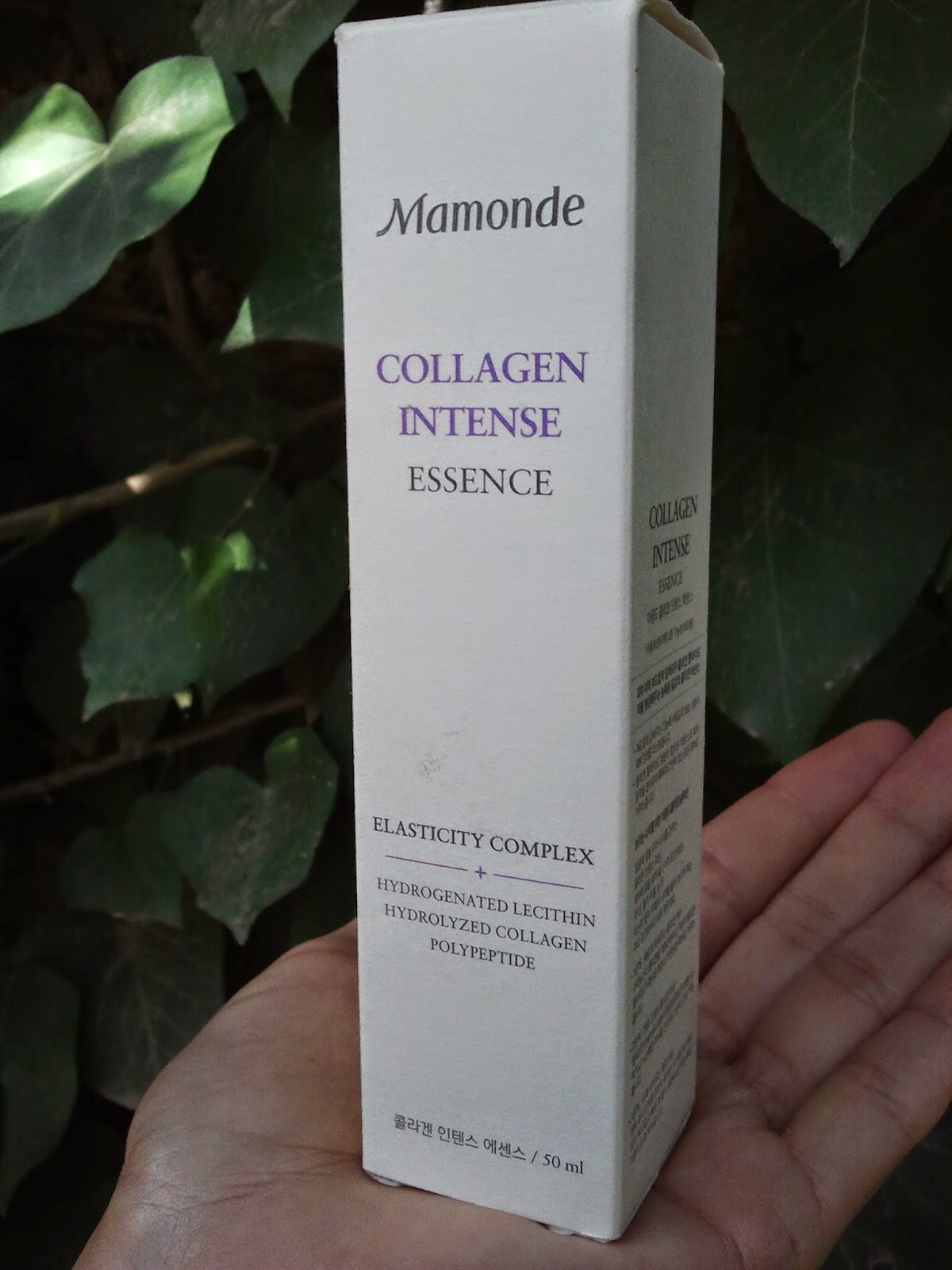 Эссенция Mamonde Collagen Intense Essence