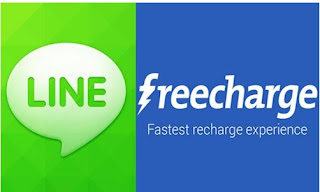 Freecharge line offer
