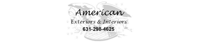 American Exteriors & Interiors