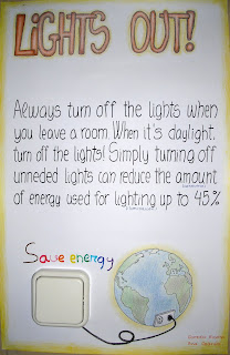 Dibujo Luz-energía