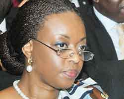 OIL MINISTER DIEZANI ALLISON MADUEKE, ISN'T SHE PRETTY!