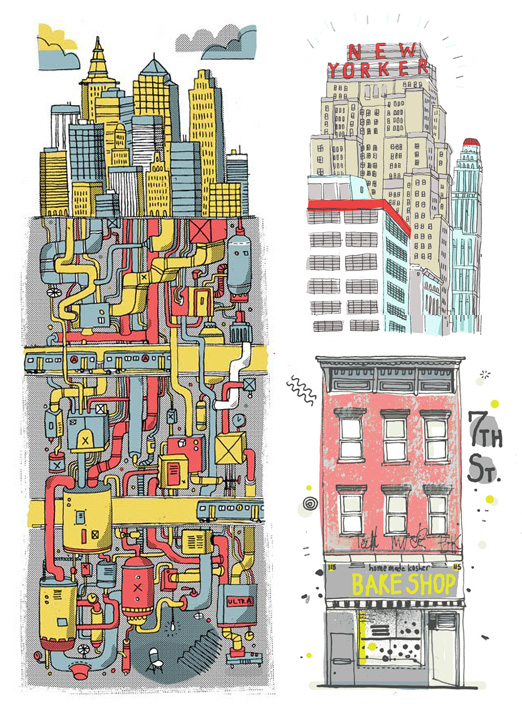 Lusting after life for 2d building drawing