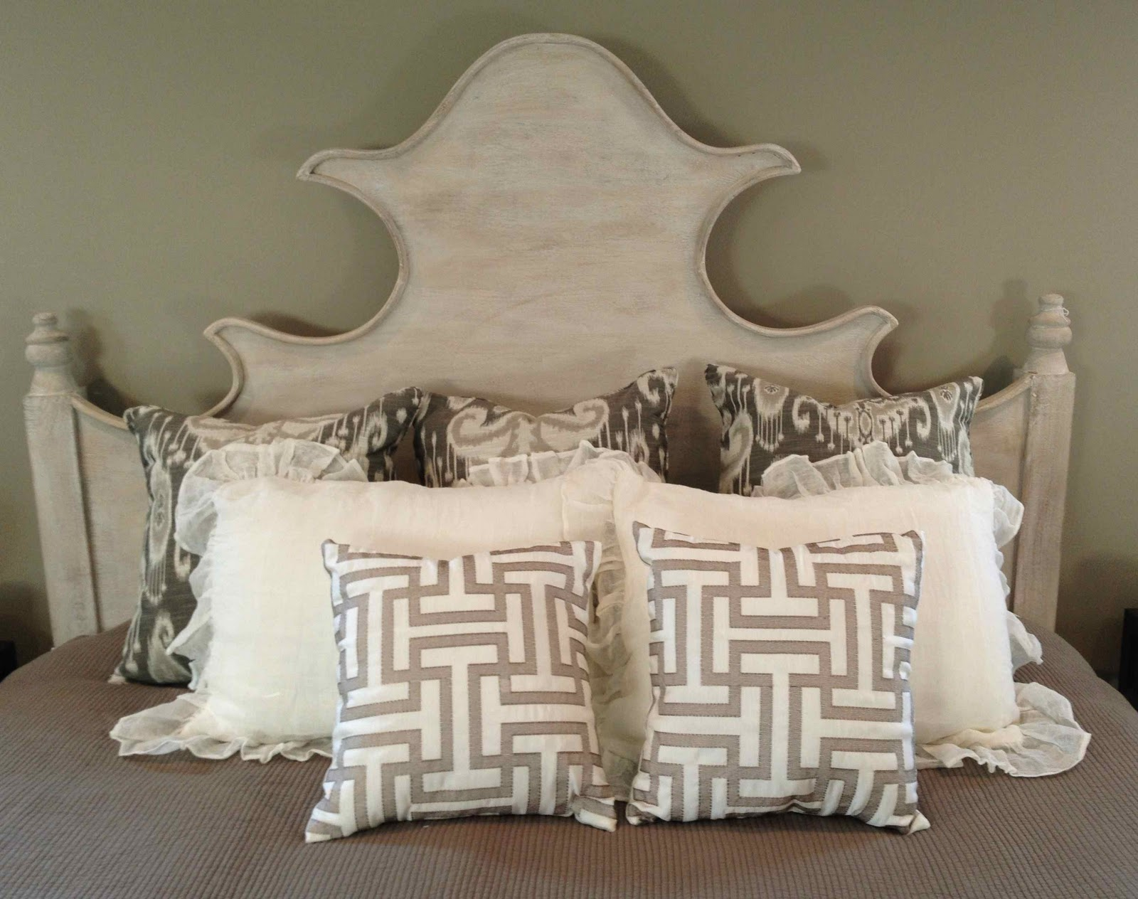 simply beautiful coverlets from simply vera driven by decor ballard designs claudette headboard