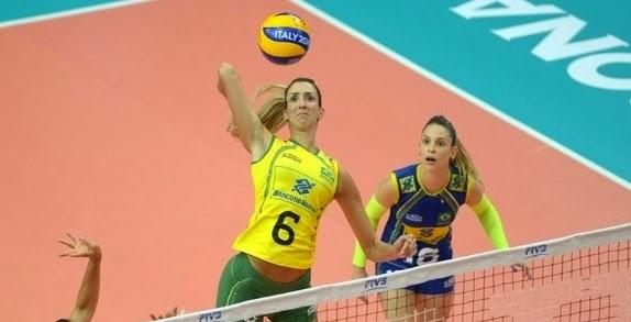 Brasil faz 3 a 0 no Cazaquistão em estreia na segunda fase