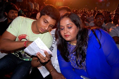 Chiranjeevi @ Rangam Telugu Movie 100 Days Celebration Event Stills Pics Photos leaked images