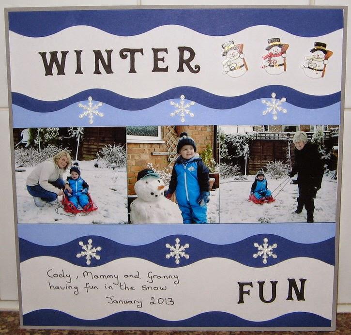 Winter Fun: Beryl