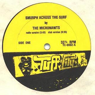Micronawts - Letzmurph Acrossdasurf (Vinyl, 12\'\' 1982)