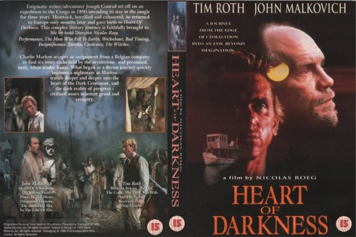 heart of darkness thesis First and foremost, i wish to thank my thesis supervisor jakob lothe, whose   story genre in joseph conrad's heart of darkness (1899) and lord jim (1900).