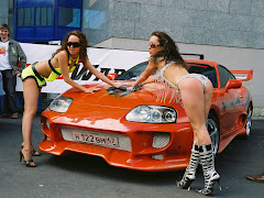 Mustang Girls And Automotive Cars Pictures (4)