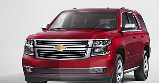 2017 Chevy Tahoe Redesign Release Changes