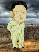 The DPRK collection of illustration that will go towards my final model. (kim jong il)