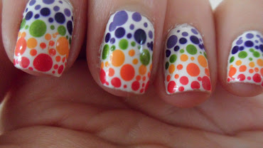 #32 Nail Art Design