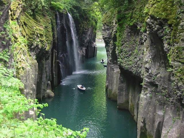 Takachiho Gorge Japans