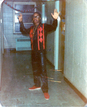 Remember da 80s...Yves Saint Laurent frames,leather/suade front,gizzy,leather pants/shorts,Ballys