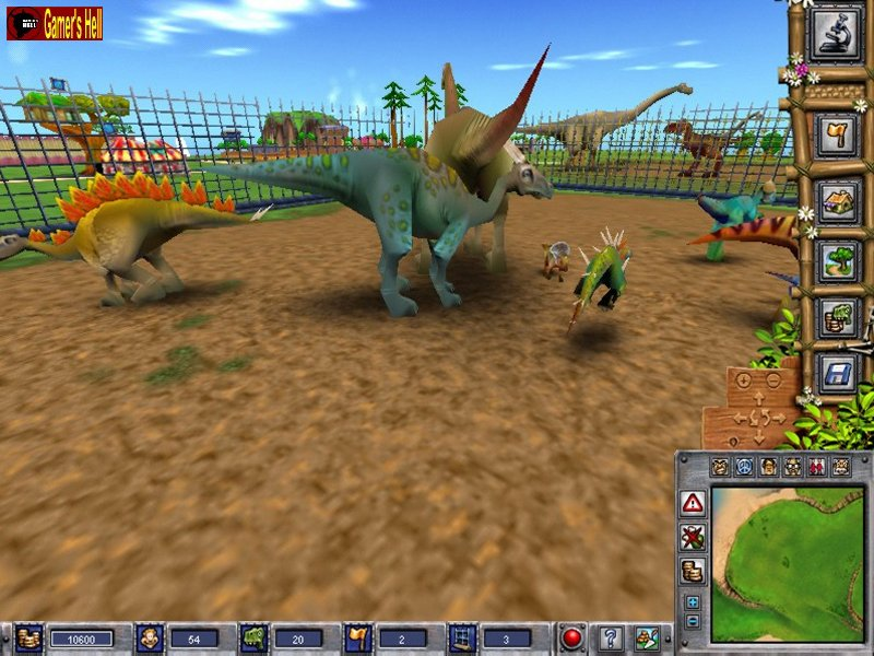 Free Download Games Dino Island (mediafire)