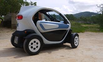 Renault Twizy in Ibiza