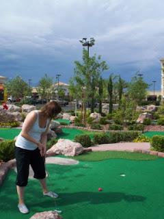 Mini Golf in Las Vegas - The Putt Park