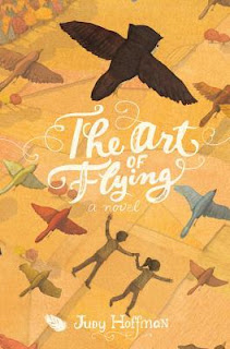 The Art of Flying Judy Hoffman cover