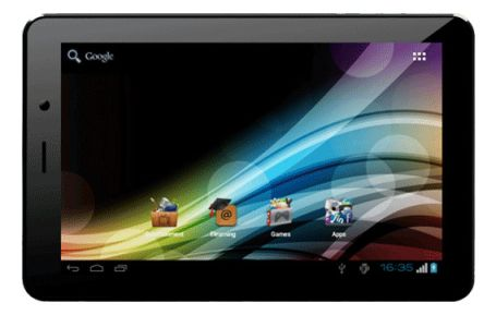 Micromax Funbook P560 3G Android Tablet