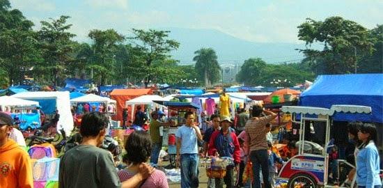 Tempat Belanja Murah di Bandung