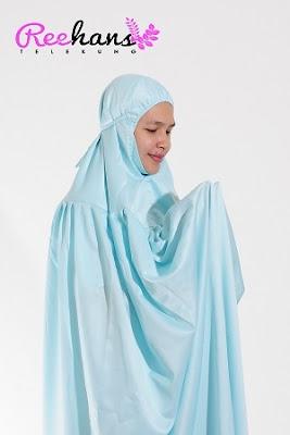 Reehans Nur Mint Blue