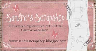 Sandra's Scrapshop