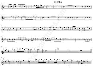 3 Partitura de Danza Kuduro Salsa Medley y Stereo Love Partitura para Saxo Alto en Mi bemol Danza Kuduro Salsa Medley y Stereo Love Sheet Music for Alto Sax Sheet Music. Partitura en Clave de Sol que sirve para flauta, violín, trrompeta, soprano sax, tenor sax, barítono, oboe, clarinete...