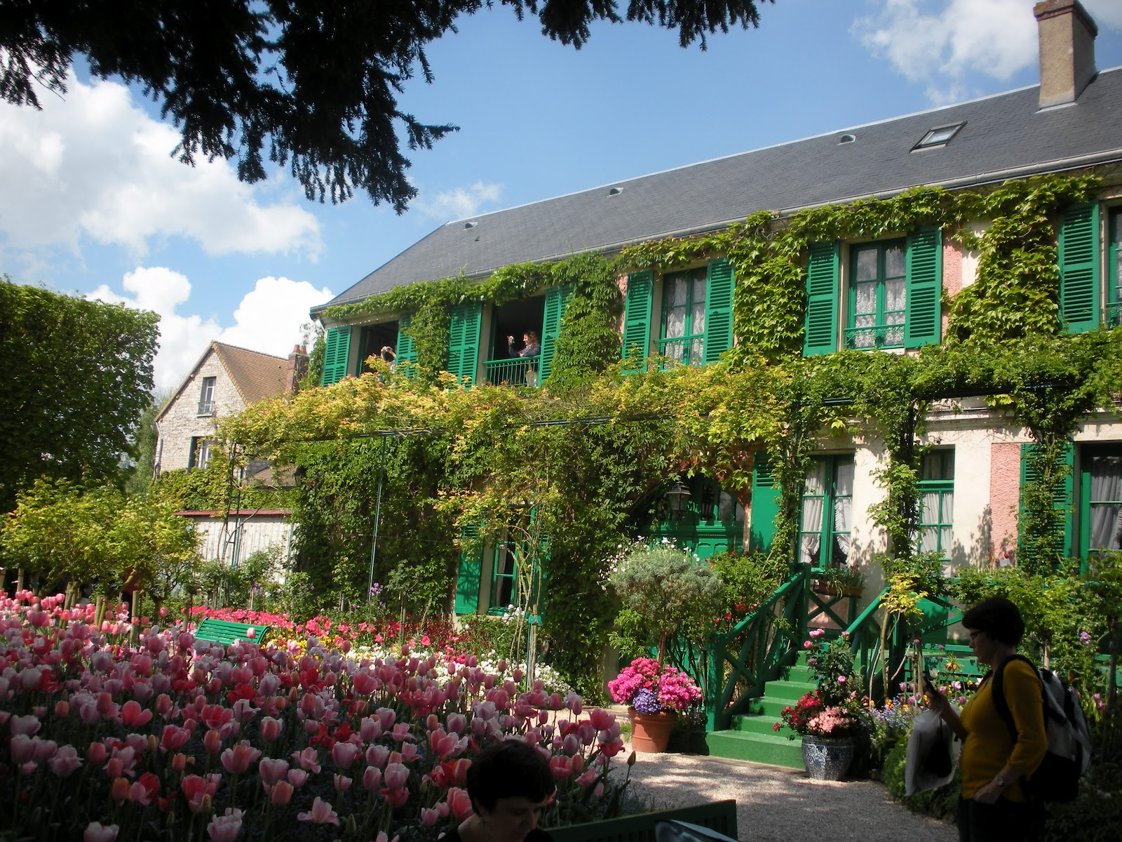 Ampersand Travel Thursday Giverny France