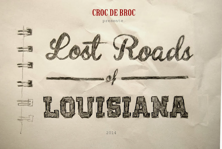 aventure en Louisiane