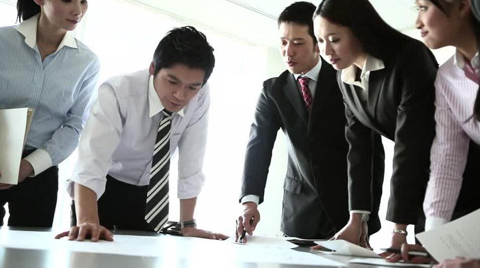 Equipo de Trabajo Asia